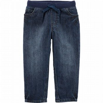 Carter's Easy Pull-On Denim Pants