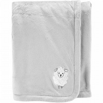 Carter's Lamb Plush Blanket