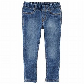 OshKosh B'gosh Pull-On Jeggings - Oceana Blue Wash