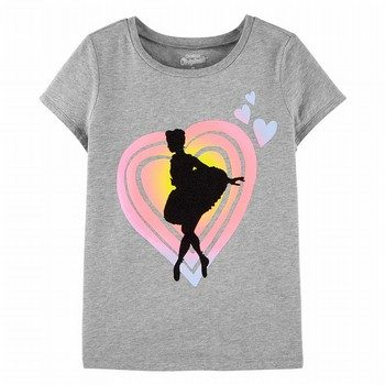 OshKosh B'gosh Originals Ballerina Graphic Tee