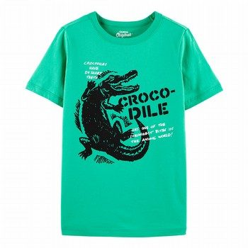 OshKosh B'gosh Originals Crocodile Graphic Tee