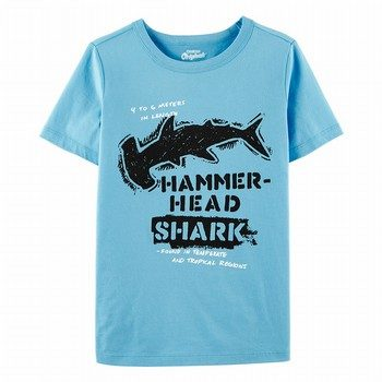 OshKosh B'gosh Originals Shark Graphic Tee