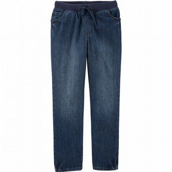 Carter's Pull-On Denim Pants