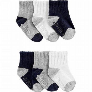 Carter's 6PK Crew Socks