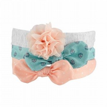 Carter's 3PK Bow Headwraps