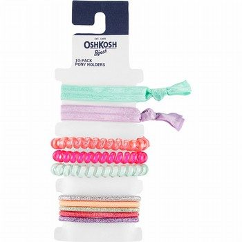 OshKosh B'gosh 10PK Ponytail Holders
