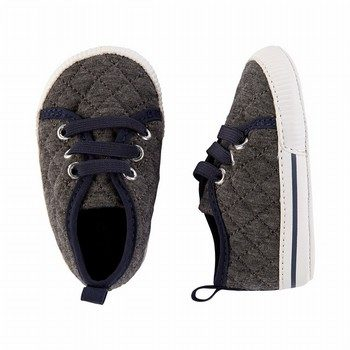 OshKosh B'gosh Quilted Sneaker Baby Shoes
